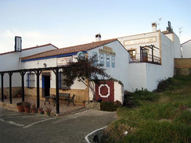 Hostal en arroyo de la plata sevilla for Alquiler de apartamentos en sevilla espana